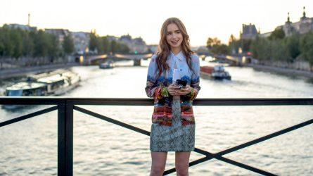 Emily In Paris - Phong cách Parisian chic qua lăng kính của cô gái Mỹ