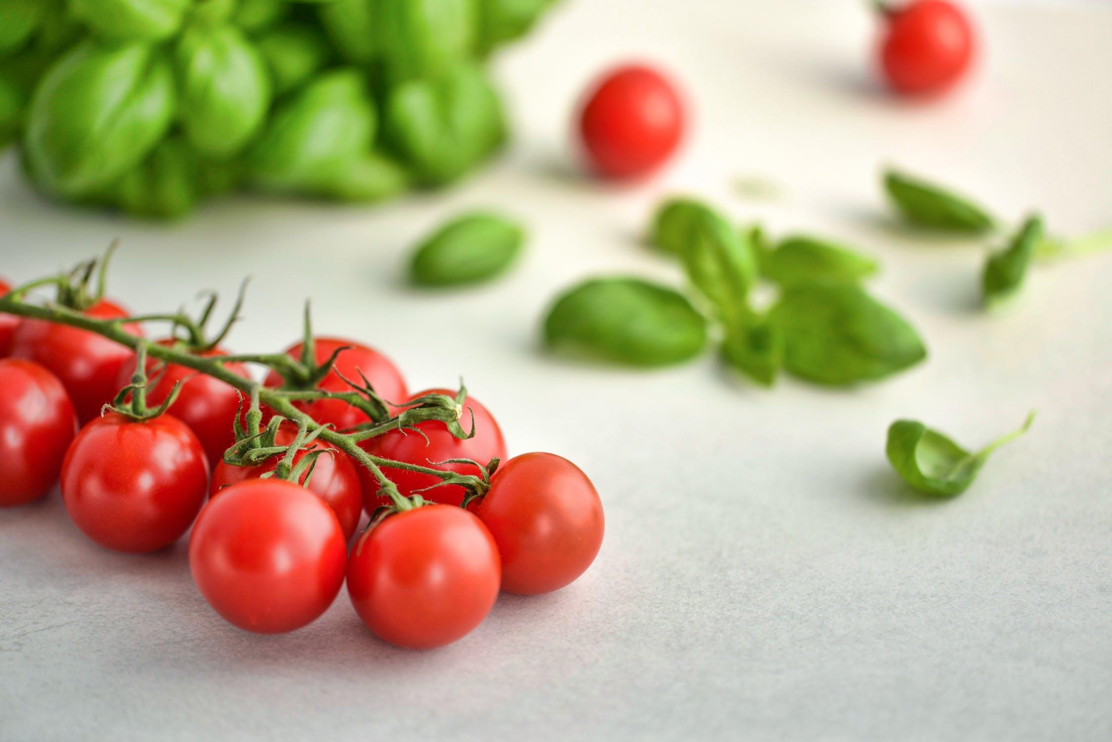 Nhờ chứa nhiều chất dinh dưỡng nên cà chua mang nhiều lợi ích làm đẹp.