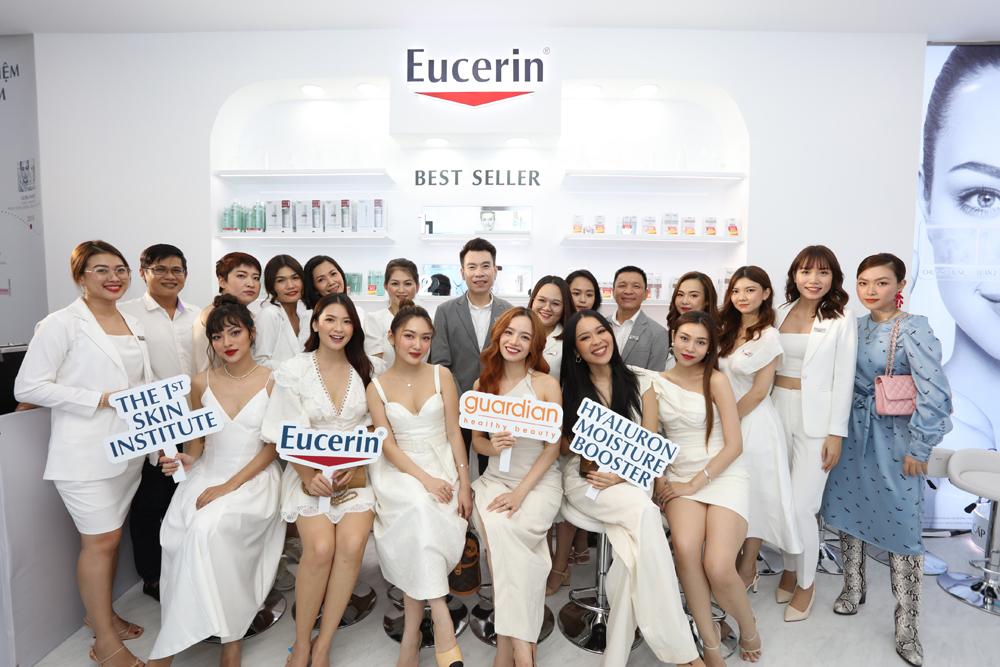 eucerin - khai truong