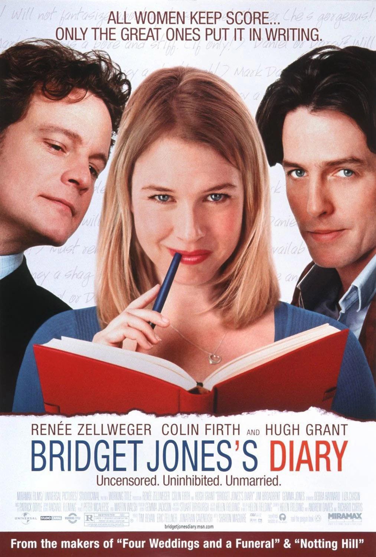 phim tình yêu bridget jones's diary