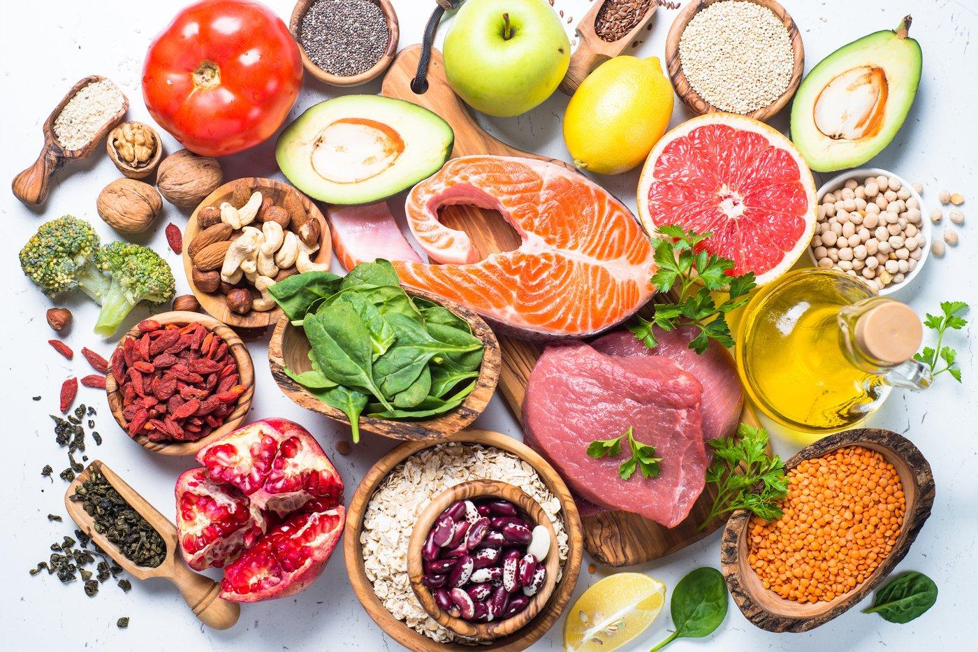 chế độ ăn cho nhóm máu o