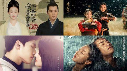 8 tựa sách từng được chuyển thể thành phim ngôn tình Trung Quốc