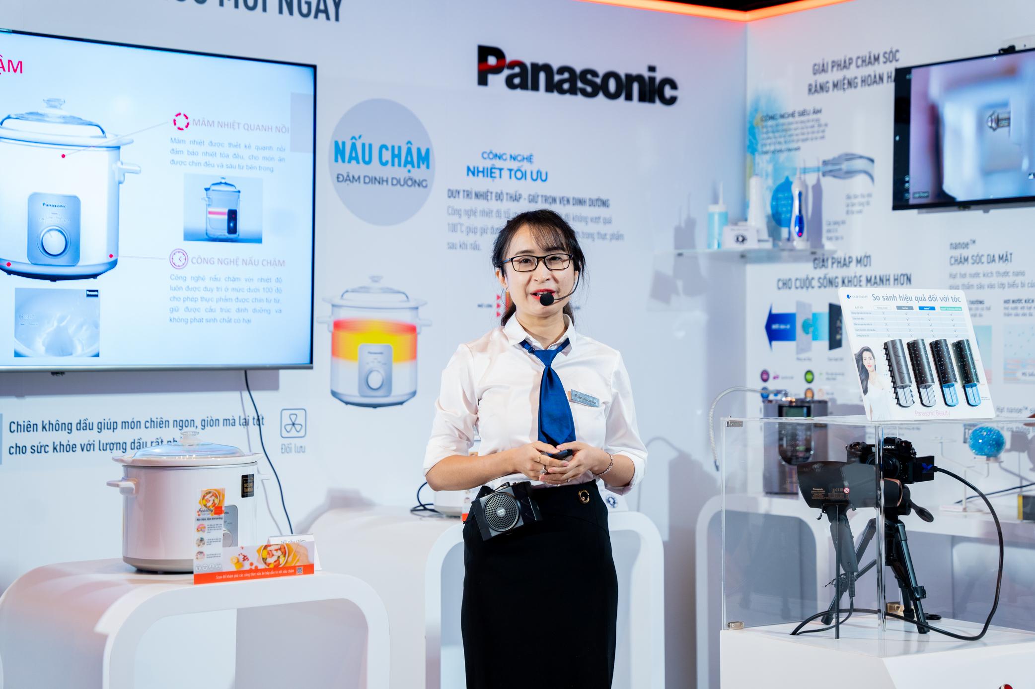 Panasonic giới thiệu bộ giải pháp sức khỏe toàn diện với công nghệ tiên tiến hiện đại