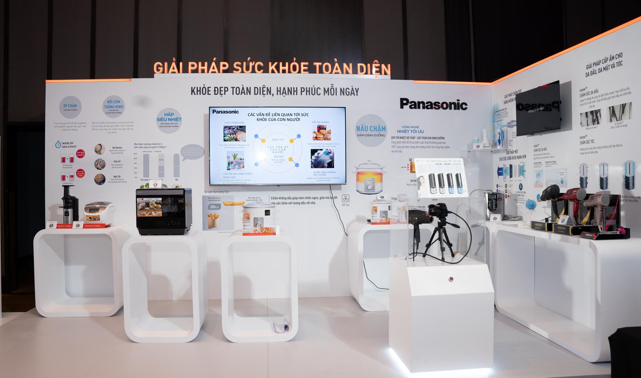 Giải pháp sức khỏe toàn diện ứng dụng nhiều công nghệ hiện đại.