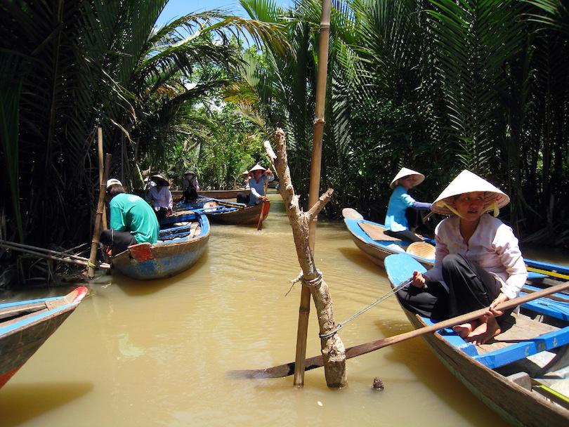 sông mekong ở việt nam