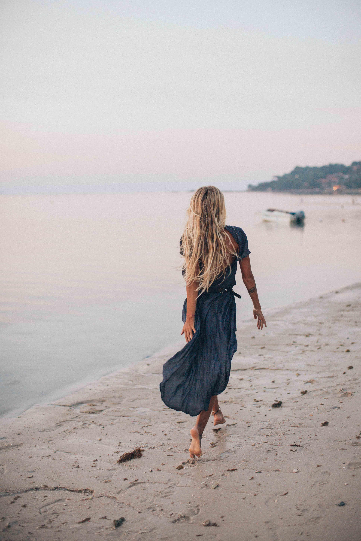 câu nói cô gái trên biển