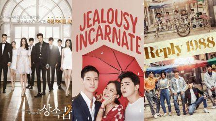 10 bộ phim Hàn khiến khán giả đau đầu không biết chọn nam chính hay nam phụ
