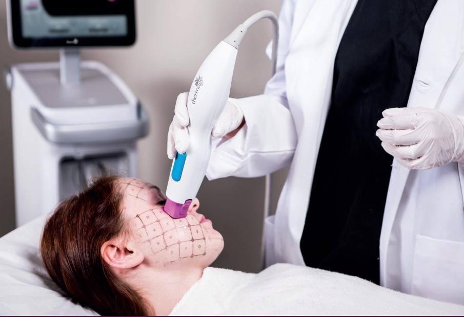 Kỹ thuật của bác sĩ là một trong những yếu tố quyết định vẻ đẹp của khách hàng lựa chọn thẩm mỹ nội khoa