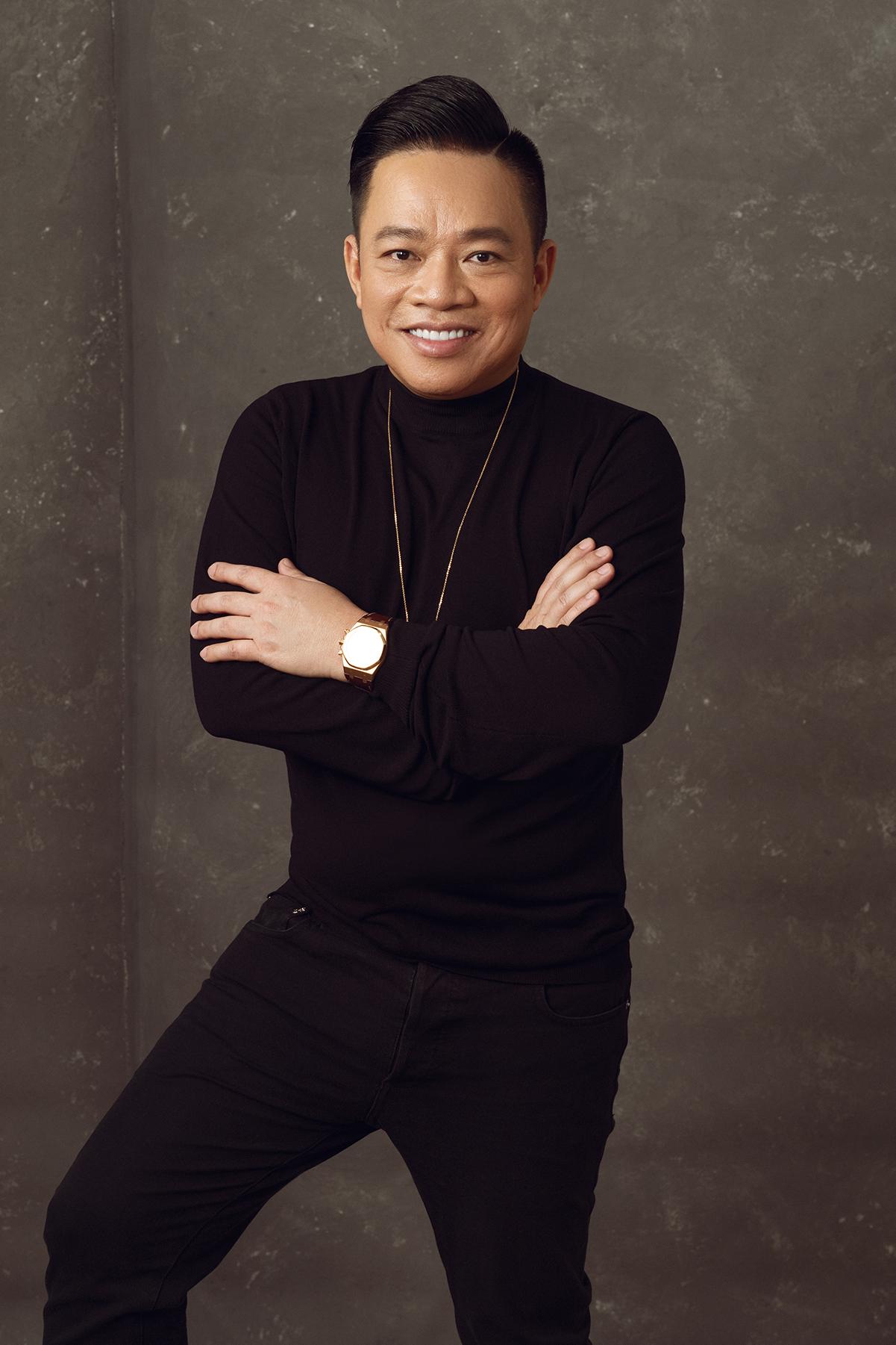 doanh nhân Huy Cận