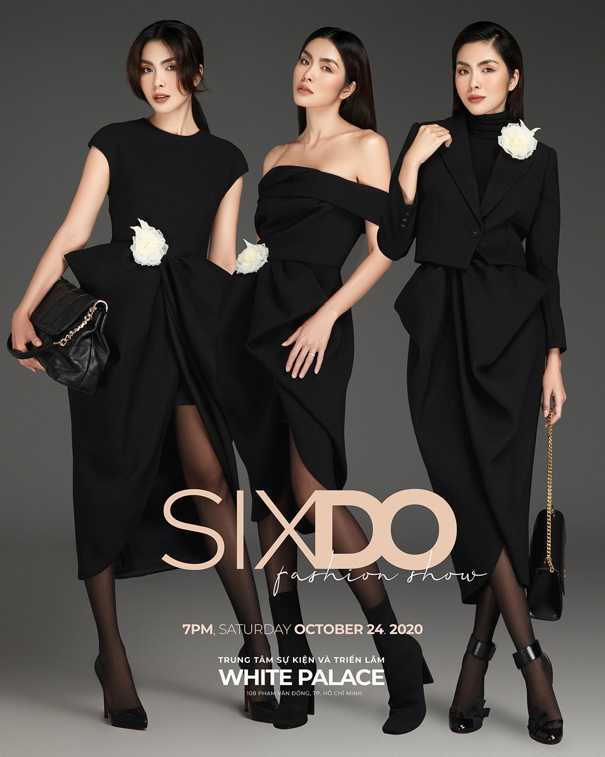 thương hiệu thời trang SIXDO tăng thanh hà