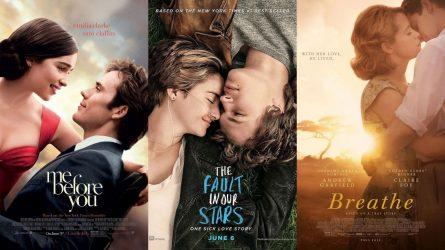 Nếu bạn thích The Faul In Our Stars, đừng bỏ qua những tựa phim tình cảm sau