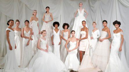 7 kiểu váy cưới