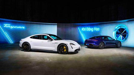 Porsche Taycan - Chiếc Porsche thực thụ trong kỷ nguyên di động điện