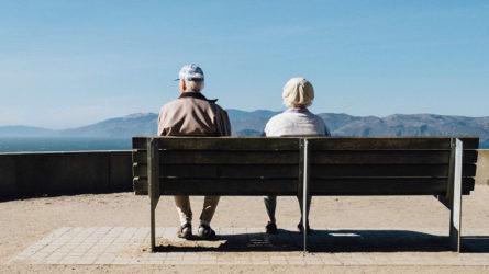 6 lời khuyên gìn giữ tình yêu từ cặp vợ chồng cao tuổi nhất thế giới