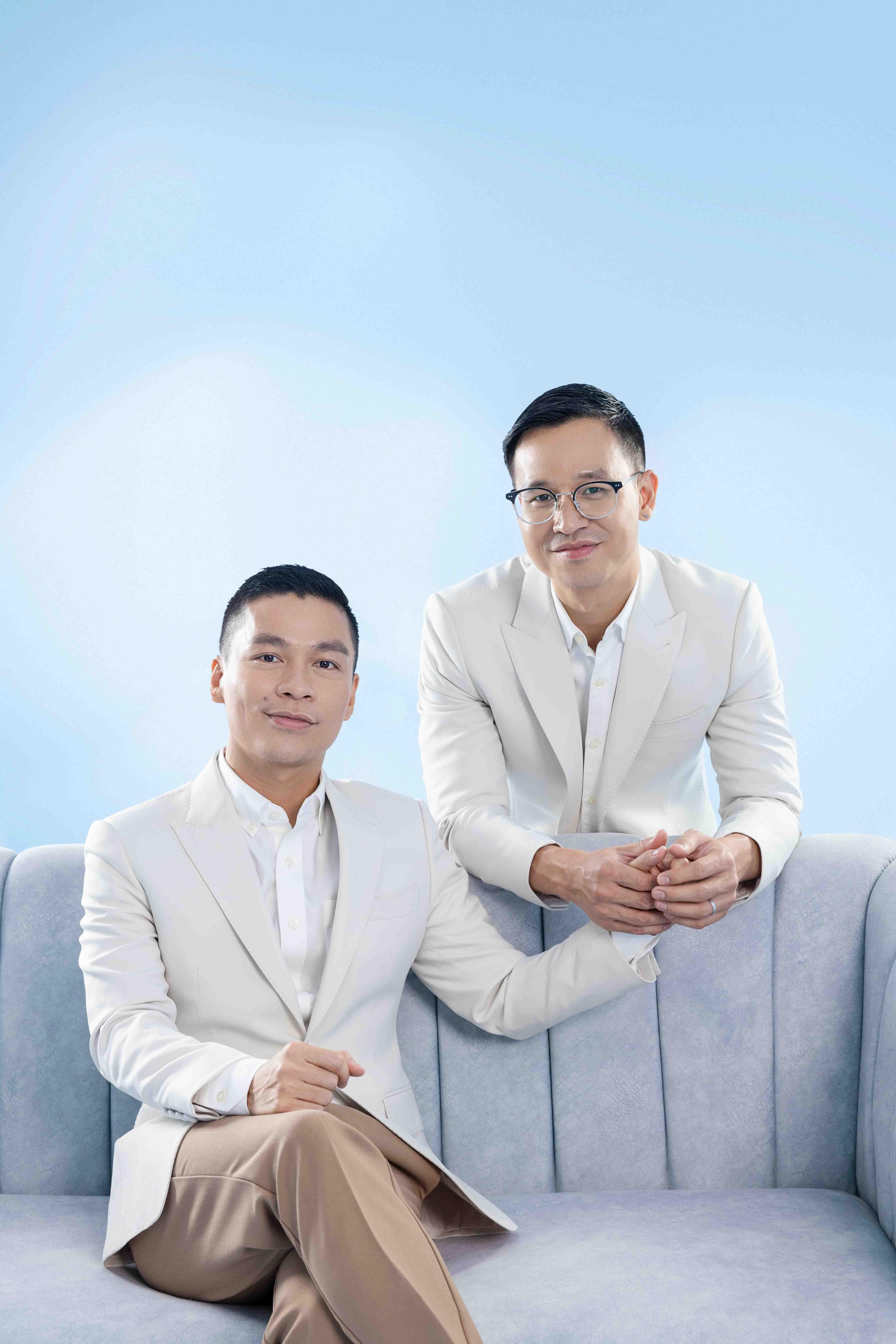 cặp đôi Sơn Đoàn và Adrian Anh Tuấn nói về kiến thức