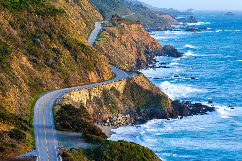 con đường pacific coast highway