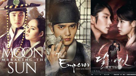 9 bộ phim Hàn Quốc hay dành cho các mọt phim cổ trang