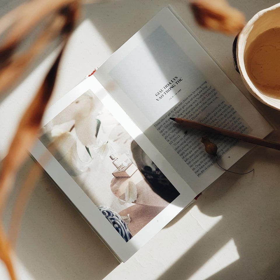 Cuốn sách của nàng thơ Nicky Khánh Ngọc