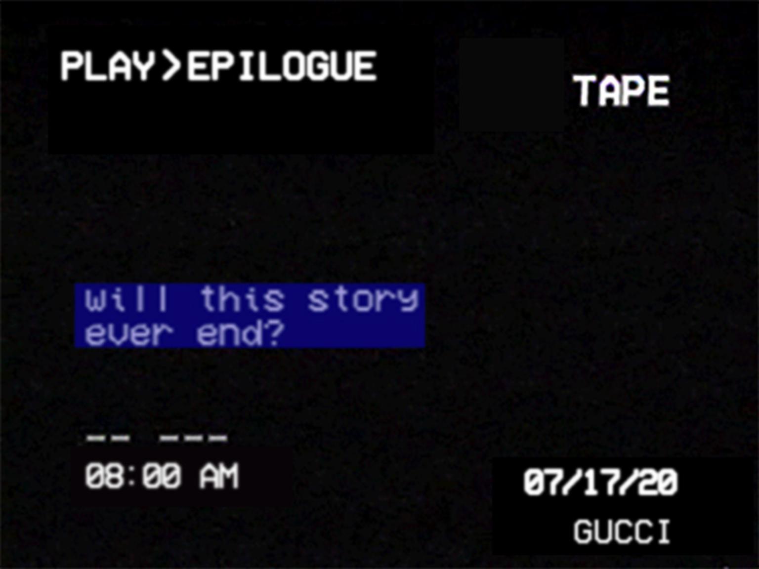 BST Epilogue của Gucci và giám đốc sáng tạo Alessandro Michele khởi đầu một xã hội mới