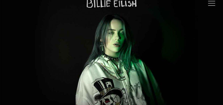 ad campaign gucci trong live concert billie eilish