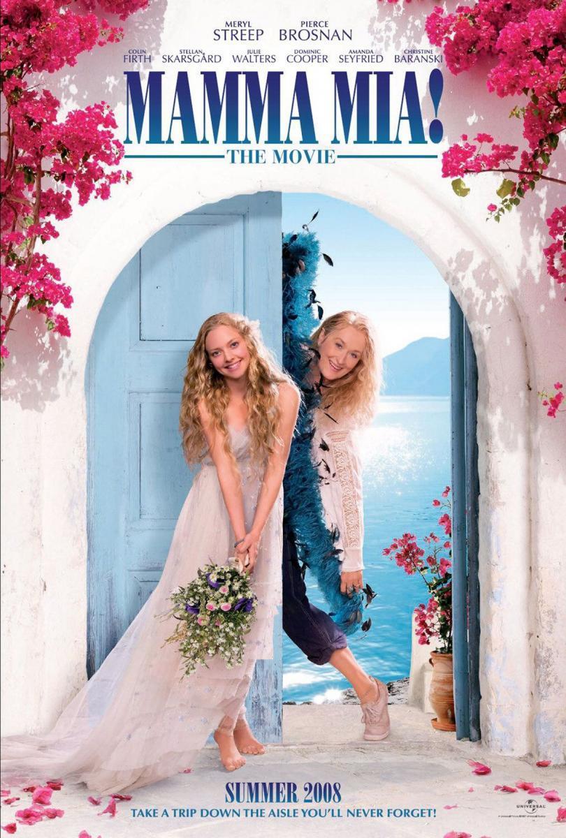 phim điện ảnh Mamma Mia
