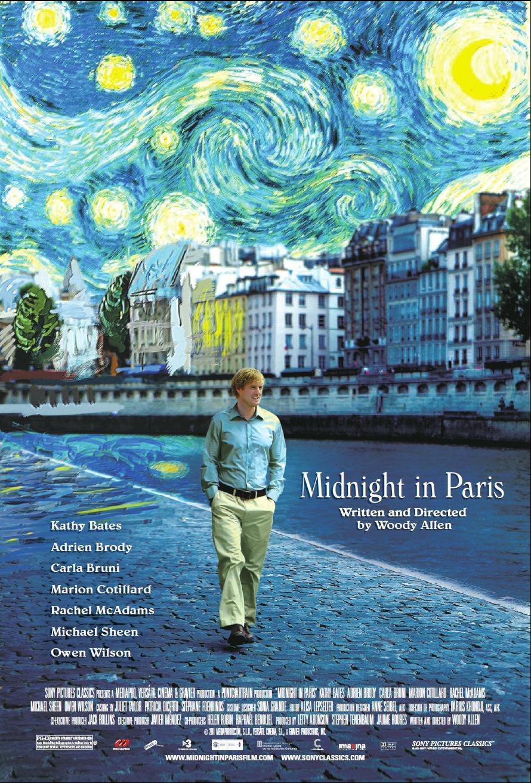 phim điện ảnh Midnight in Paris