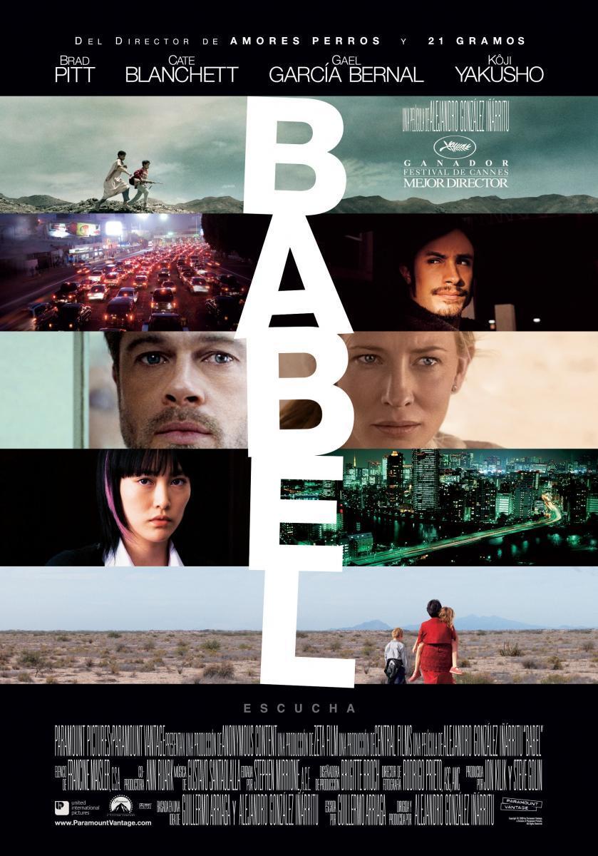 phim điện ảnh Babel