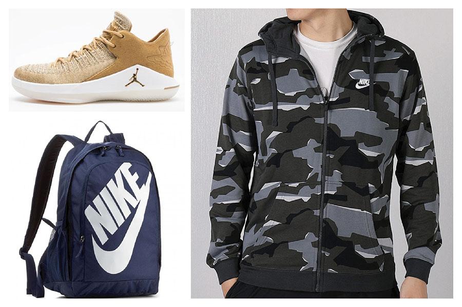 giảm giá thời trang Nike