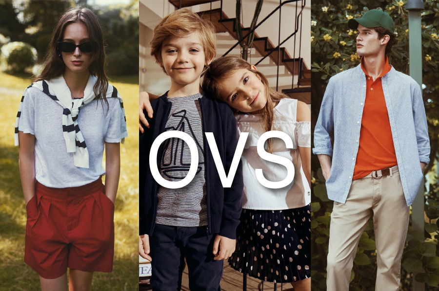 thời trang OVS