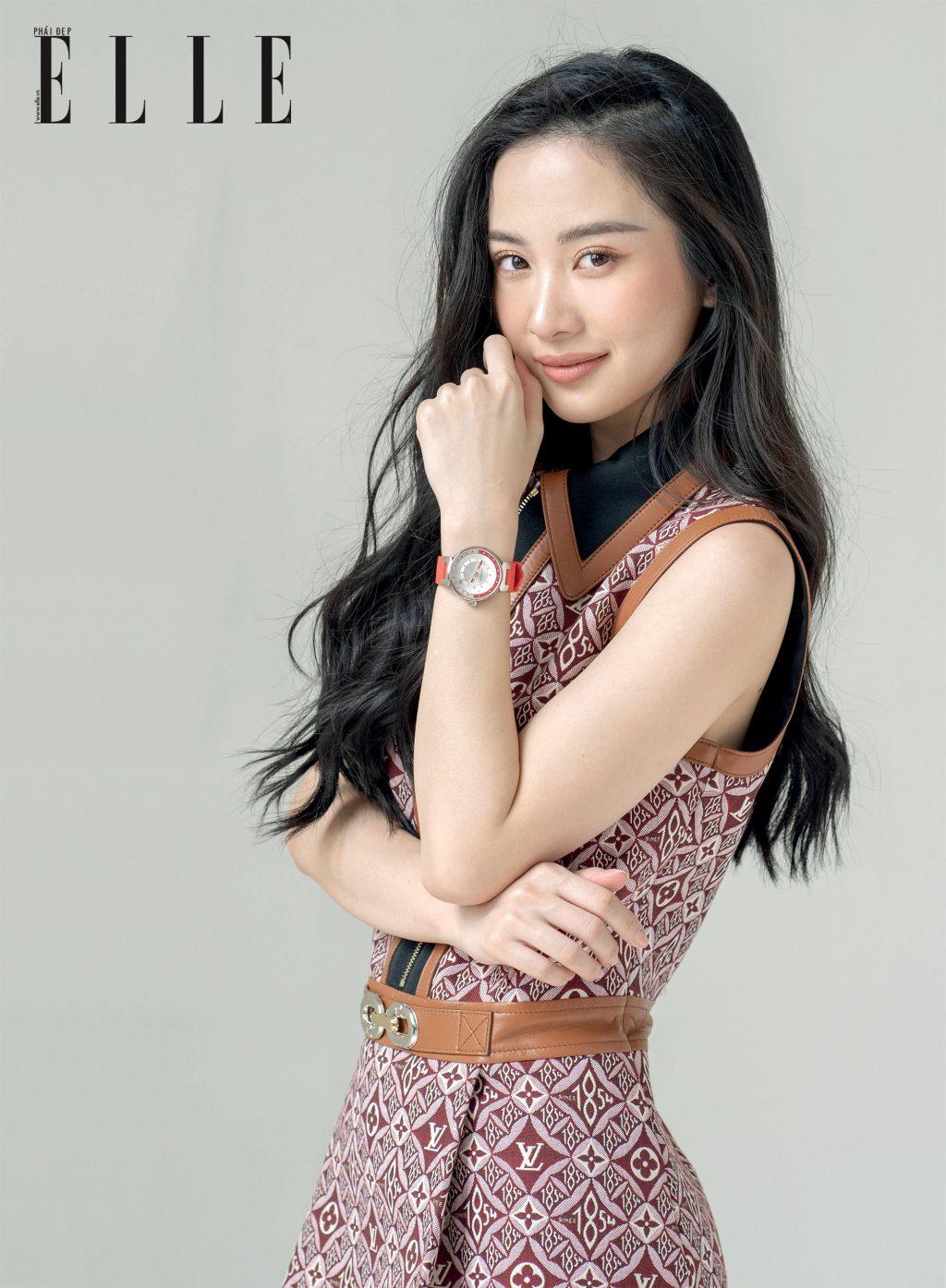 Jun Vũ gương mặt trang bìa