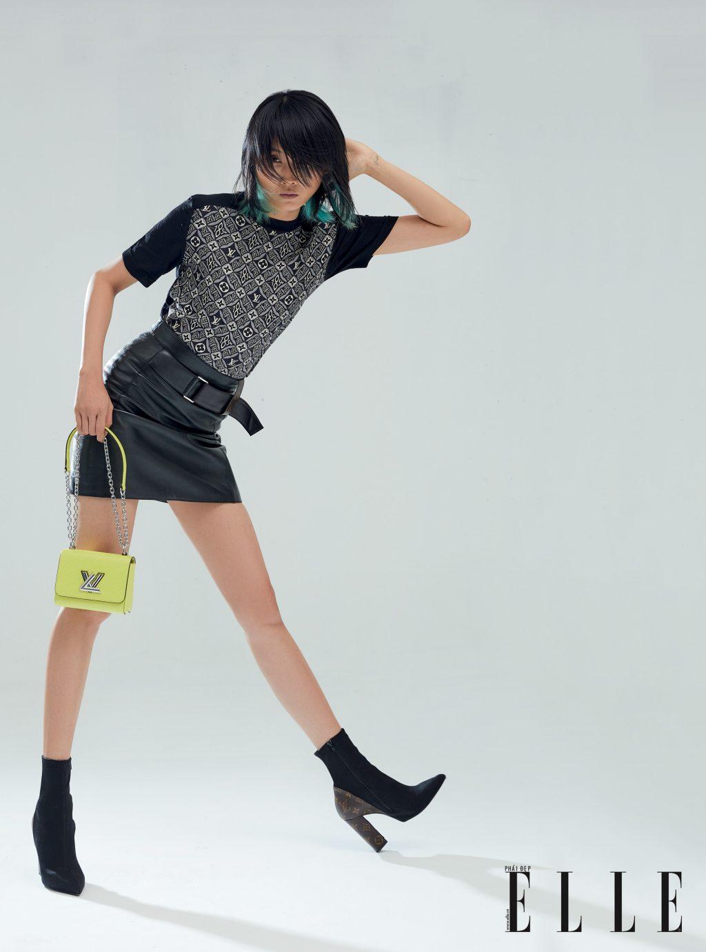 model Kim Nhung