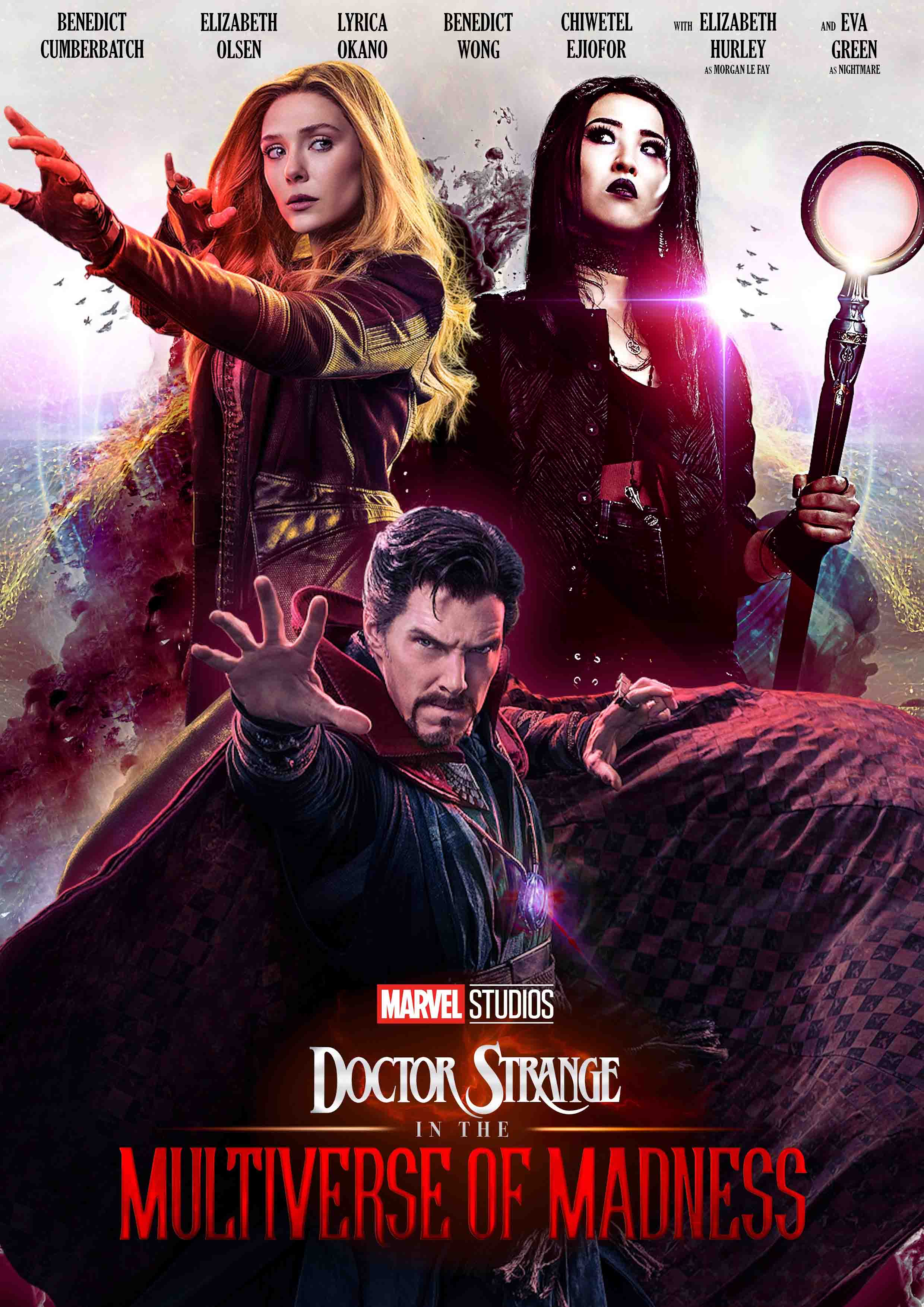phim marvel doctor strange