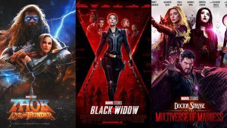 Những bộ phim Marvel được mong đợi sẽ ra mắt trong 2 năm tới (2021 - 2022)