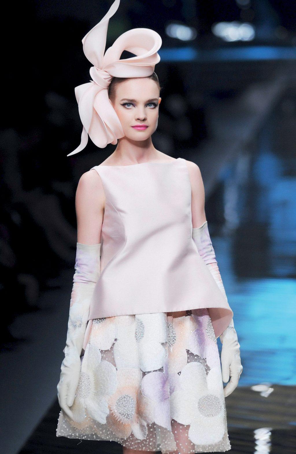 Natalia Vodianova sở hữu dáng ngọc sau sinh