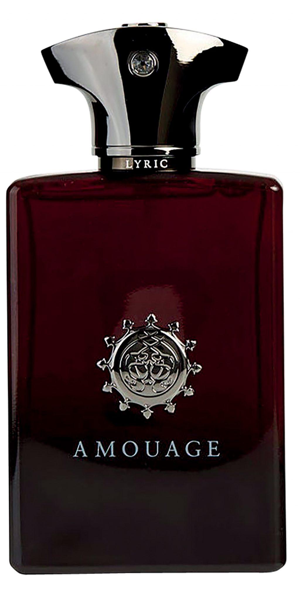 mùi hương nước hoa Amouage Lyric