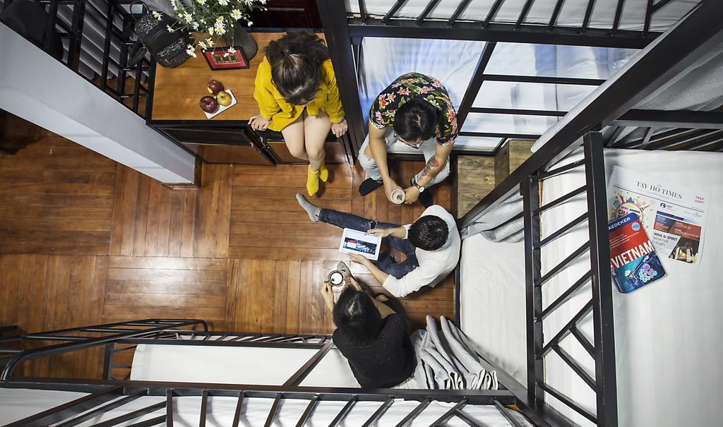 du lịch bền vững Chi Novel Hostel - 2