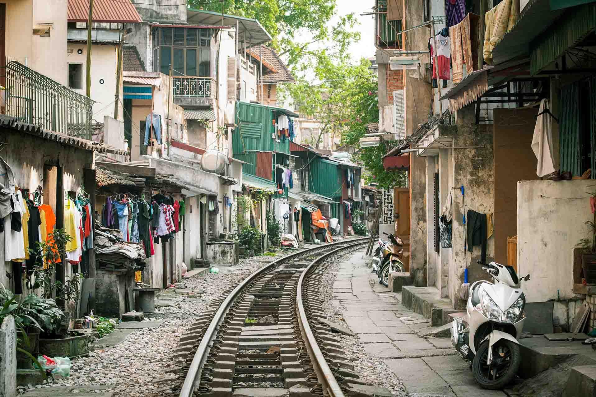 du lịch bền vững Hanoi-Old Town