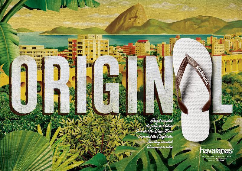 lịch sử havaianas