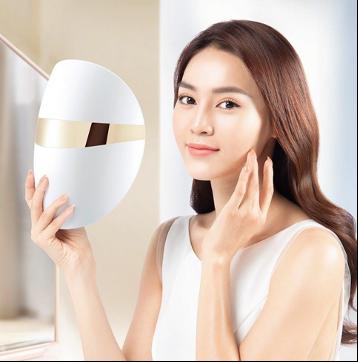 tác dụng chống lão hoá của mặt nạ Derma LED