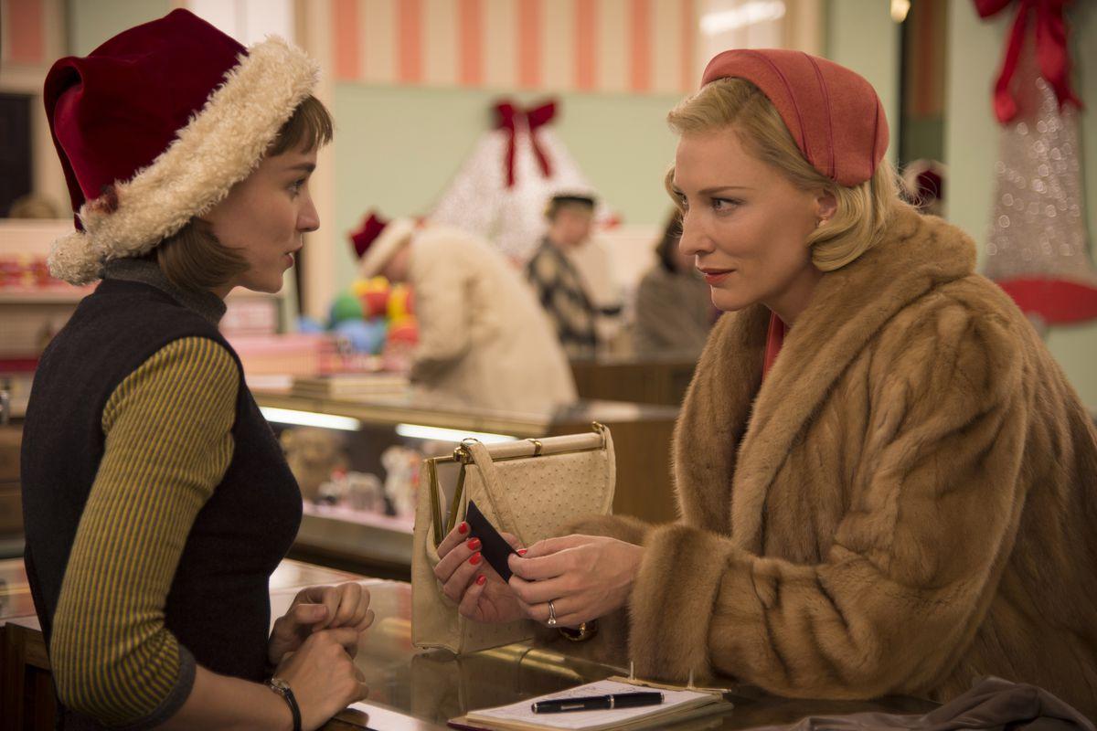 phim tình cảm Carol