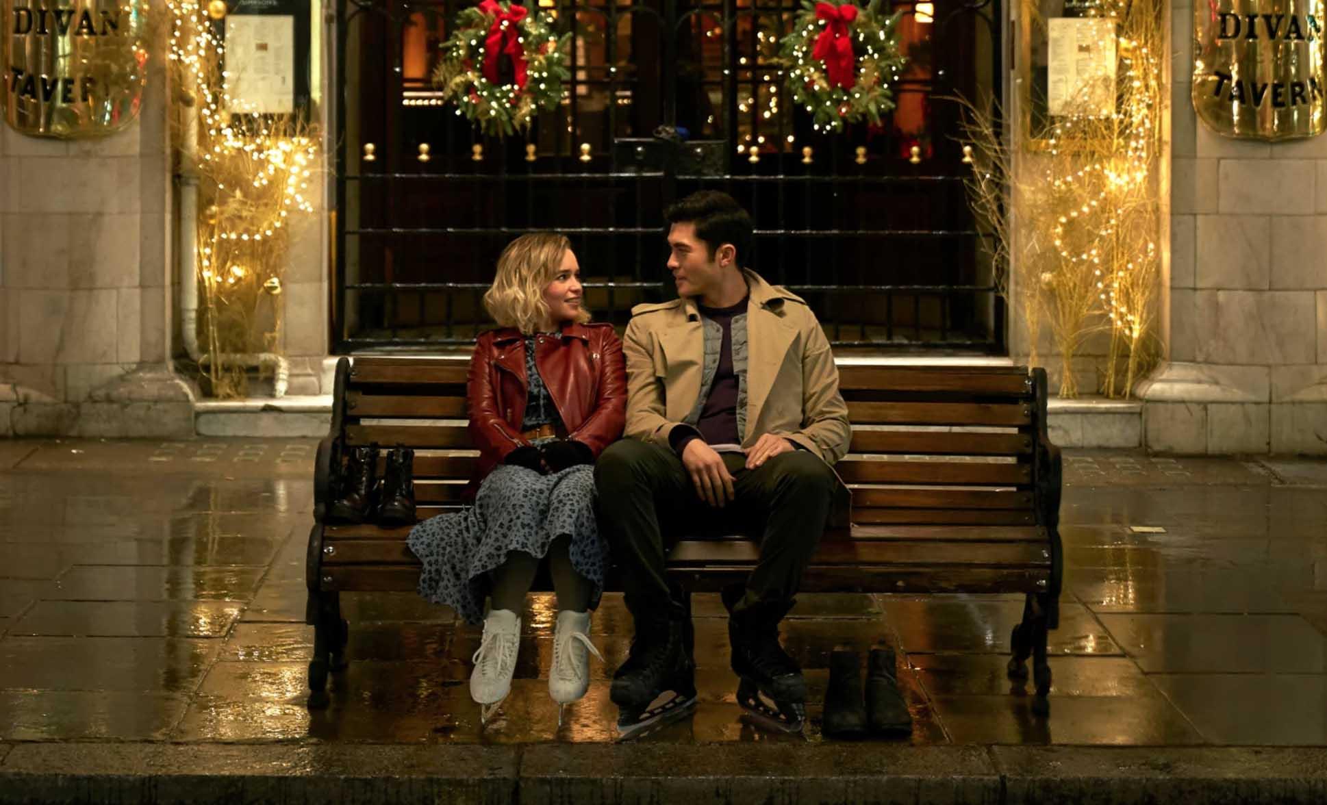 phim tình cảm Last Christmas