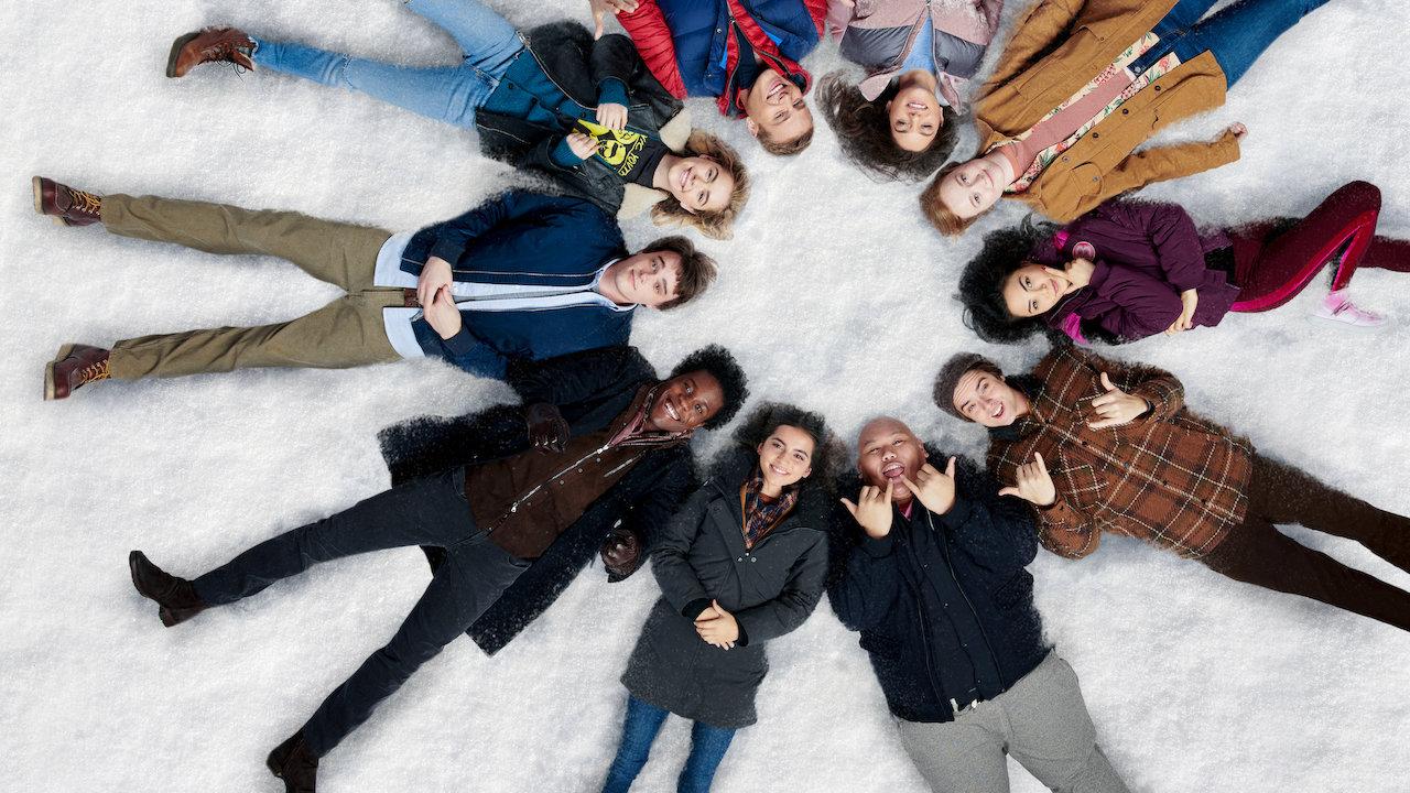 phim tình cảm Let it snow