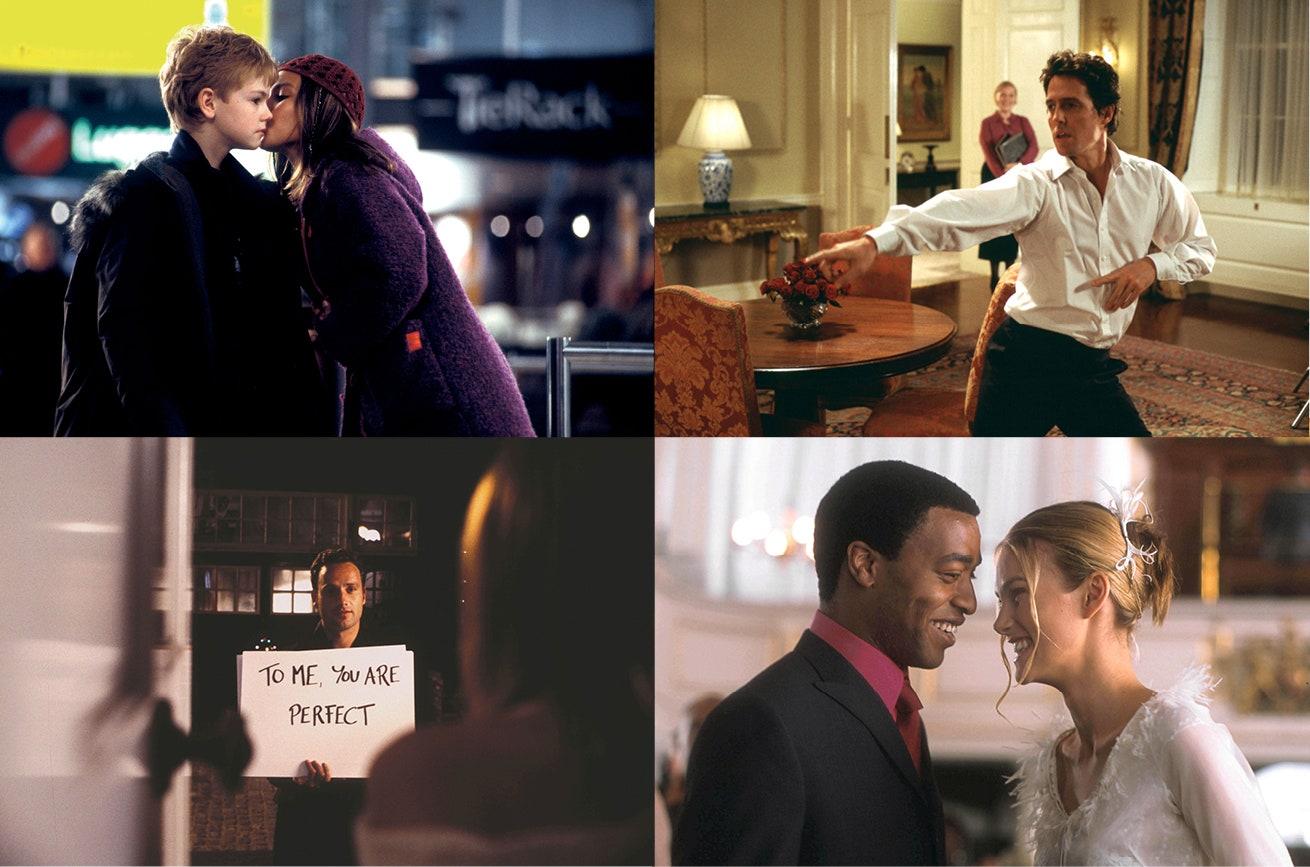 phim tình cảm Love Actually