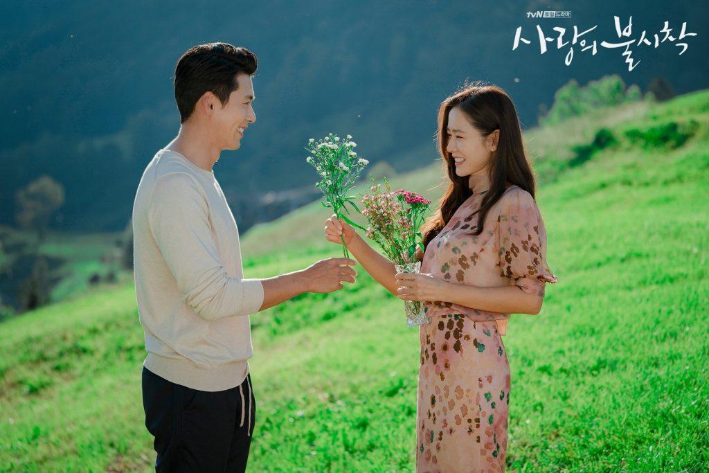 hyun bin hẹn hò son ye jin