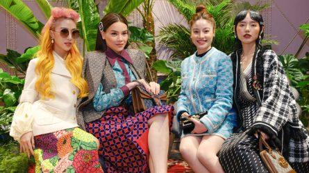 Gucci giới thiệu bộ sưu tập Epilogue tại Việt Nam