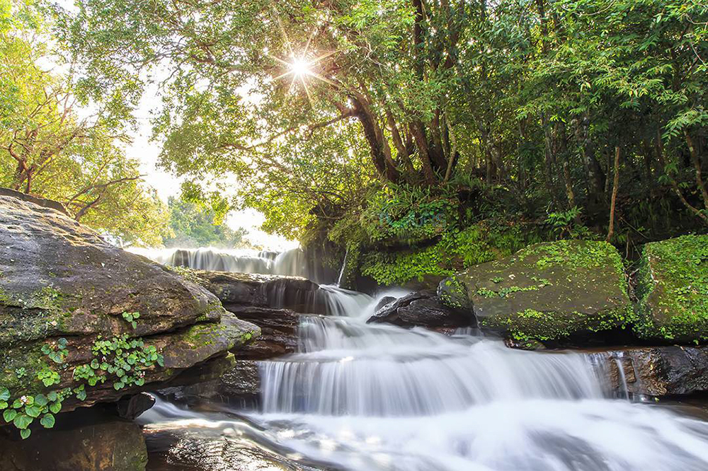 Suối Tranh ở Phú Quốc