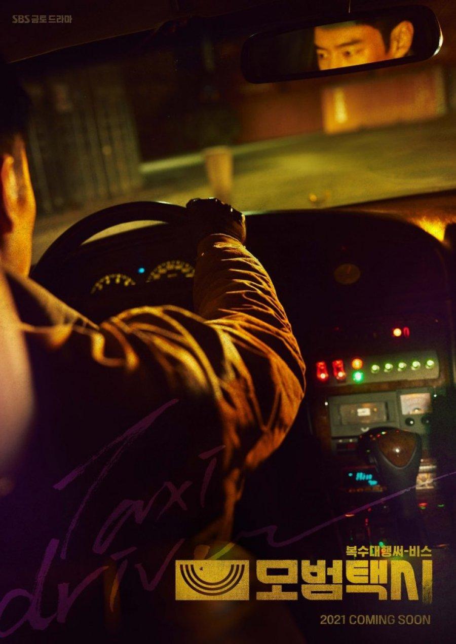 phim hàn taxi driver