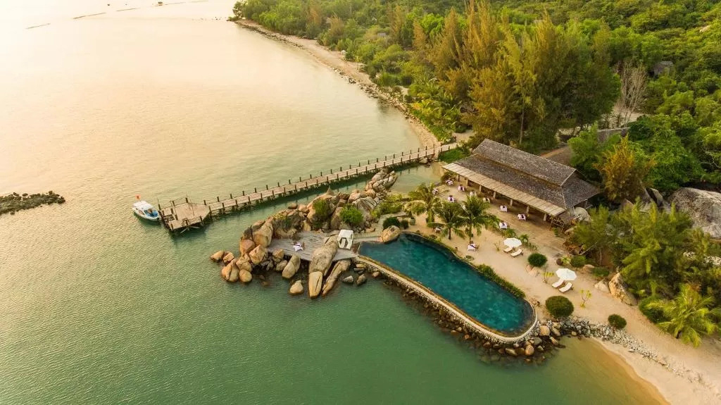 du lịch Ninh Van Bay