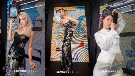 """ELLE Việt Nam x Samsung """"GALAXY LOUNGE"""" – Sự kiện giao thoa thời trang và công nghệ số"""