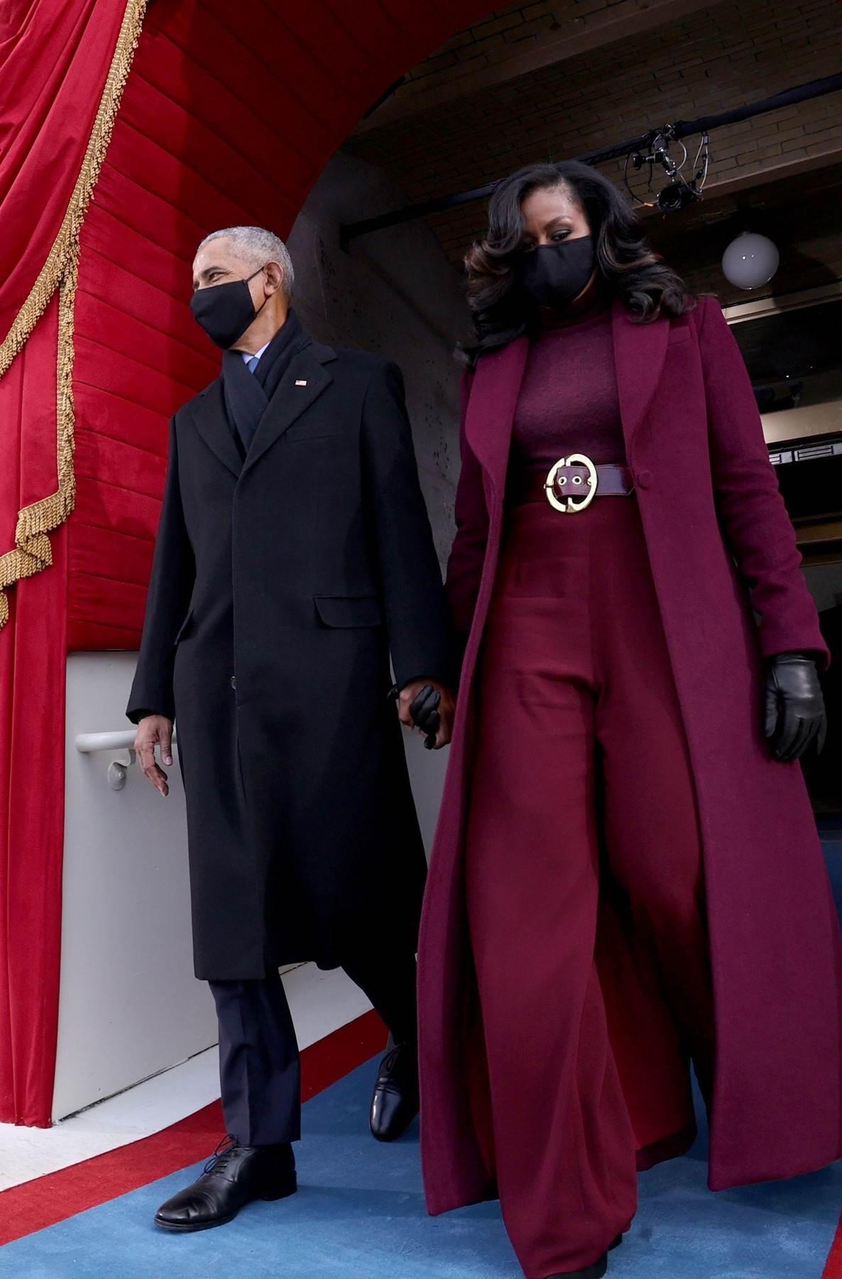 thời trang lễ nhậm chức tổng thống mỹ michelle obama